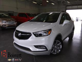 Used 2017 Buick Encore Cxl Essence for sale in Blainville, QC