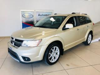 Used 2011 Dodge Journey R/T for sale in Rouyn-Noranda, QC