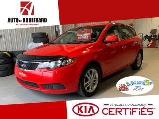 Used 2012 Kia Forte 5 EX AUTO Hayon TOUT EQUIPE MAGS for sale in Notre-Dame-des-Pins, QC