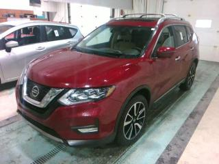 Used 2017 Nissan Rogue SL AWD for sale in Châteauguay, QC