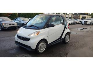 Used 2013 Smart fortwo Pure for sale in St-Jérôme, QC