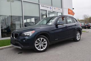 Used 2014 BMW X1 Xdrive28i Toit Pano for sale in St-Jérôme, QC