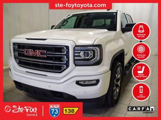 Used 2017 GMC Sierra 1500 4x4 Slt 5.3l Crewcab for sale in Québec, QC