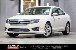 Used 2011 Ford Fusion Se; 4 Cyl A/c for sale in Lachine, QC