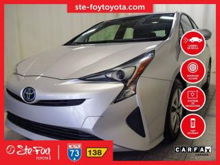 Used 2017 Toyota Prius Tech. T.ouvrant for sale in Québec, QC
