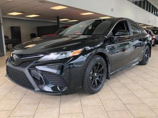 Used 2018 Toyota Camry SE Toit Cuir for sale in Pointe-Aux-Trembles, QC