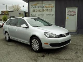 Used 2011 Volkswagen Golf Wagon ***TRENDLINE,AUTOMATIQUE,AIR CLIM*** for sale in Longueuil, QC