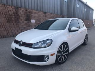 Used 2012 Volkswagen GTI ***SOLD*** for sale in Toronto, ON