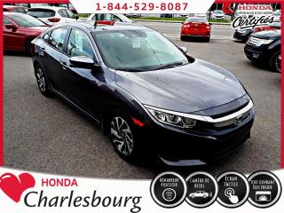 Used 2017 Honda Civic EX AUTOMATIQUE **TOIT OUVRANT** for sale in Charlesbourg, QC