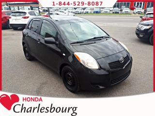 Used 2008 Toyota Yaris LE MANUEL ***134 557 KM*** for sale in Charlesbourg, QC
