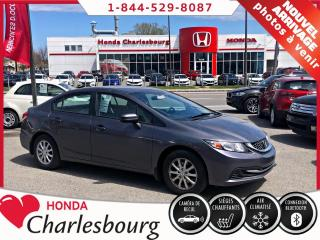 Used 2015 Honda Civic LX**AUTOMATIQUE** BAS KM** for sale in Charlesbourg, QC