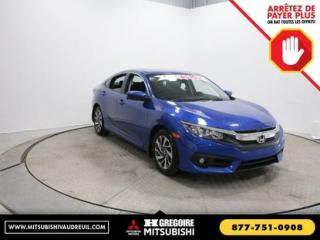 Used 2016 Honda Civic EX for sale in Vaudreuil-Dorion, QC
