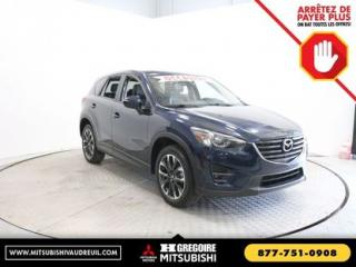 Used 2016 Mazda CX-5 GT AWD SUNROOF CUIR for sale in Vaudreuil-Dorion, QC