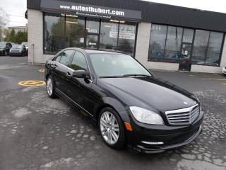 Used 2011 Mercedes-Benz C250 4Matic for sale in St-Hubert, QC