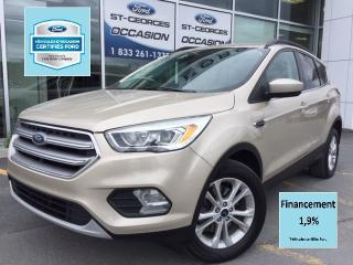 Used 2017 Ford Escape Se Awd Cert. for sale in St-Georges, QC