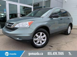 Used 2011 Honda CR-V LX for sale in Edmonton, AB