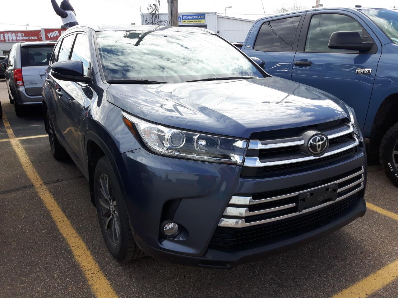 2018 Toyota Highlander XLE....COMING SOON...