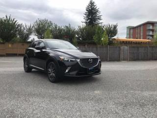 Used 2017 Mazda CX-3 GT for sale in Surrey, BC