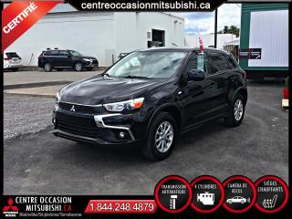 Used 2017 Mitsubishi RVR SE CLIM + CRUISE + BLUETOOTH for sale in Blainville, QC
