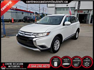 Used 2017 Mitsubishi Outlander ES 4X4 CLIM + CRUISE + BLUETOOTH for sale in Blainville, QC