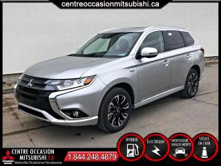 Used 2018 Mitsubishi Outlander PHEV GT OUTLANDER SPECIAL BORNE INCLUS H for sale in Blainville, QC