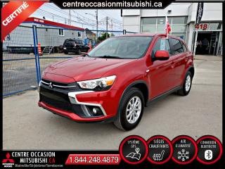 Used 2018 Mitsubishi RVR SE ANDROID AUTO / APPLE CARPLAY for sale in Blainville, QC