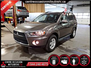 Used 2011 Mitsubishi Outlander LS 4X4 CAPACITE 3500LBS for sale in Blainville, QC