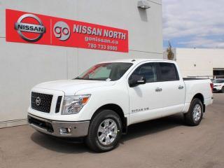 New 2019 Nissan Titan SV for sale in Edmonton, AB