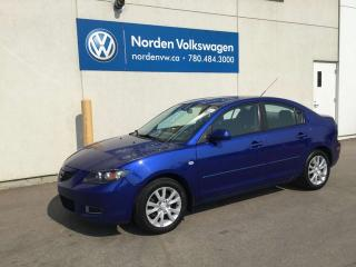 Used 2009 Mazda MAZDA3 5SPD M/T - SUNROOF / ALLOYS / PWR PKG for sale in Edmonton, AB