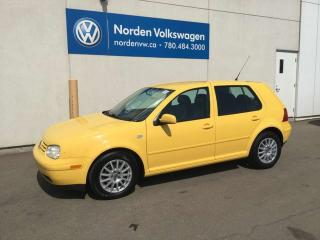 Used 2007 Volkswagen City Golf 2.0L AUTOMATIC - HOT HATCH! for sale in Edmonton, AB