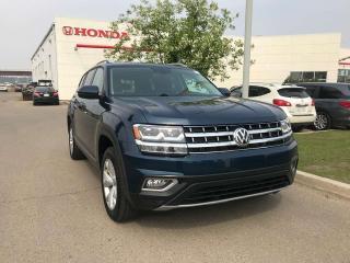 Used 2018 Volkswagen Atlas Highline 4WD Back Up Camer Cooled Seats for sale in Red Deer, AB
