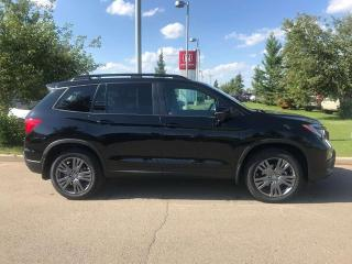 Used 2019 Honda Passport EX-L Remote Start Sunroof Back Up Camera for sale in Red Deer, AB