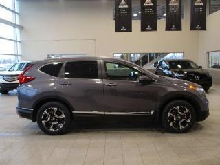 Used 2019 Honda CR-V Touring Remote Start Navigation Sunroof for sale in Red Deer, AB