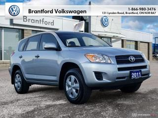 Used 2011 Toyota RAV4 2WD Base 4A for sale in Brantford, ON