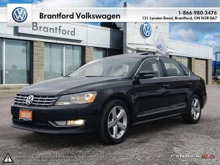 Used 2015 Volkswagen Passat Comfortline 2.0 TDI/NEW BRAKES/NEW TIRES for sale in Brantford, ON