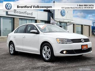 Used 2012 Volkswagen Jetta Sedan Comfortline 2.0 TDI 6sp DSG at w/Tip for sale in Brantford, ON