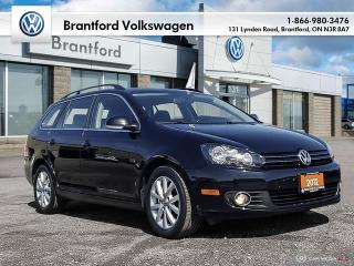 Used 2012 Volkswagen Golf Wagon 2.0 TDI Comfortline DSG at w/ Tip for sale in Brantford, ON