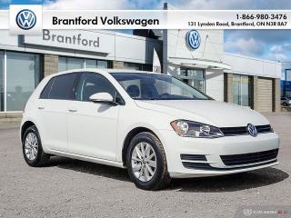 Used 2015 Volkswagen Golf 5-Dr 1.8T Trendline at Tip for sale in Brantford, ON