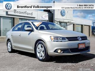 Used 2014 Volkswagen Jetta Sedan Comfortline 2.0 TDI 6sp DSG at w/Tip for sale in Brantford, ON