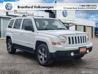Used 2016 Jeep Patriot 4x2 Sport / North for sale in Brantford, ON