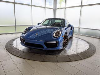 Used 2018 Porsche 911 TURBO | CPO | Ext. Warranty | HIGH SPEC | No Accidents for sale in Edmonton, AB