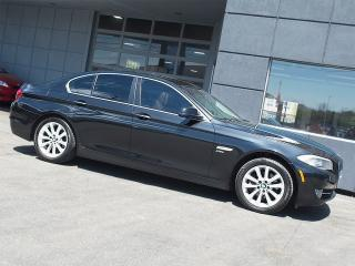 Used 2012 BMW 528 AWD|NAV|REARCAM|SUNROOF|ALLOYS for sale in Toronto, ON