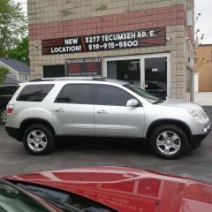 Used 2012 GMC Acadia SLE2 $106.23/week OAC for sale in Windsor, ON