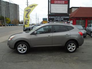 Used 2009 Nissan Rogue SL/ ALLOYS / HEATED SEATS / NEW BRAKES / CERTIFIED for sale in Scarborough, ON
