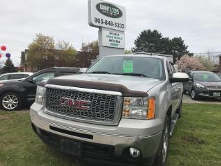 Used 2010 GMC Sierra 1500 SLT for sale in Mississauga, ON