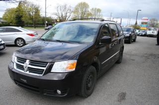 Used 2010 Dodge Grand Caravan SXT for sale in Nepean, ON