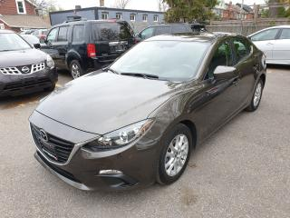 Used 2016 Mazda MAZDA3 GS for sale in Brampton, ON
