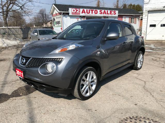 2011 Nissan Juke SV/1 Owner/Automatic/Certified/Gas Saver