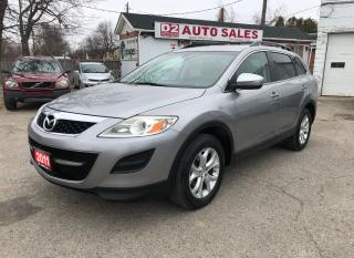 Used 2011 Mazda CX-9 Touring/Certified/Auto/7 Passenger/Accident Free for sale in Scarborough, ON
