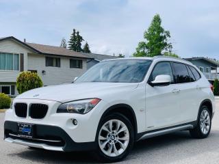 Used 2012 BMW X1 28i 2 YEAR WARRANTY+AWD +LIKE NEW for sale in Kelowna, BC